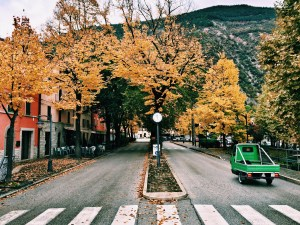 Road Trip: Autumn Colors at Home in Le Marche, Italy