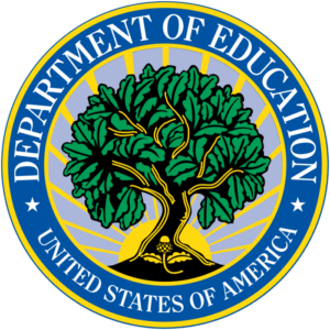 Seal of the United States Department of Education