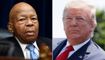 Cummings Trump AP