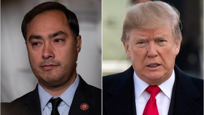 Castro Trump AP