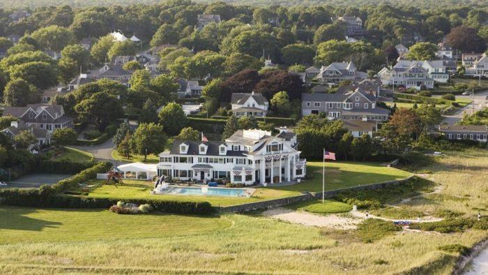 Kennedy compound Massachusetts
