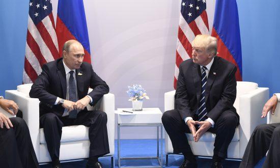 President Trump and Vladimir Putin1 550x330