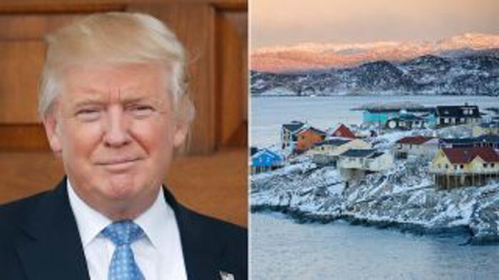 Trump Greenland
