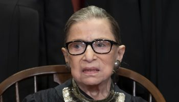 ruth bader ginsburg dressed in black 700x420