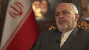 Irans Foreign Minister Mohammad Javad Zarif