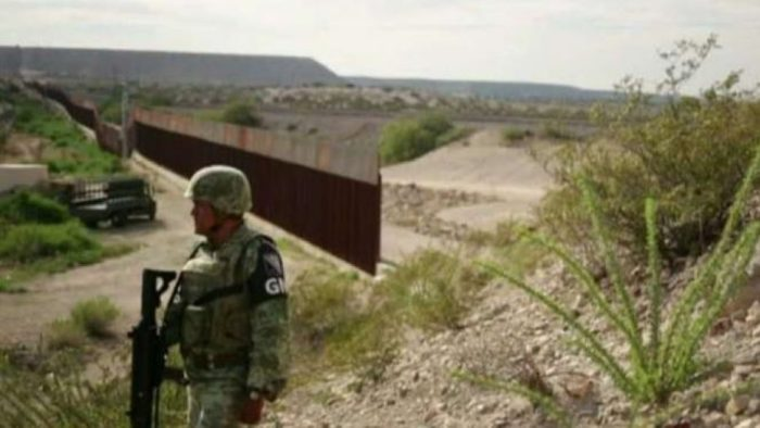 trump border wall and court wins