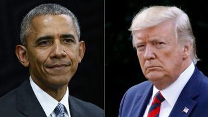 obama trump AP Reuters treason