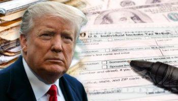 trump tax return ruling