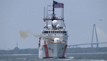 Cutter Harriet Lane U.S. Coast Guard District 7
