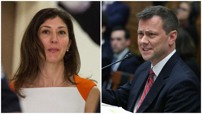 peter strzok lisa page texts