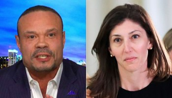 Dan Bongino Lisa Paghe FOX AP