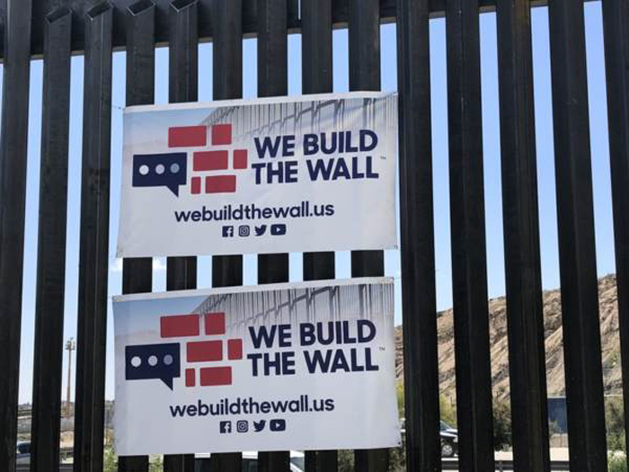 we build the wall