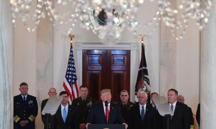 donald trump sanctions