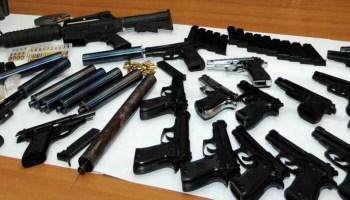 gun control weapons