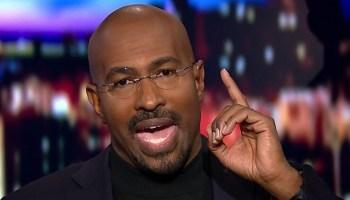 CNN's Van Jones says 'white, liberal Hillary Clinton supporter' more worrisome than KKK