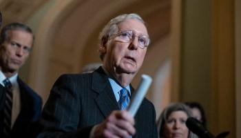 McConnell to lead Trump campaign fundraising program encouraging GOP Senate volunteers