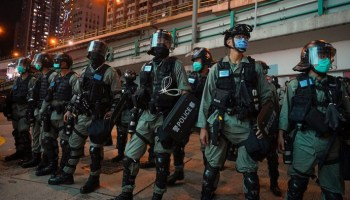 China appoints Communist Party hardliner to oversee Hong Kong's new security office