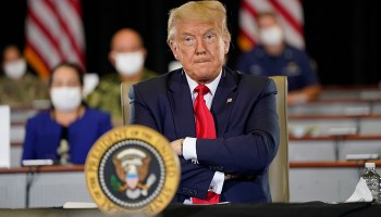 Trump administration announces 25 percent tariff on $1.3B in French handbags, cosmetics, other goods