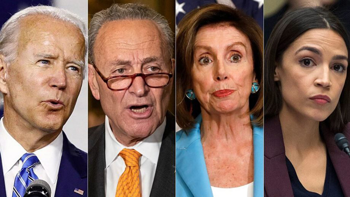 Liz Peek: Biden-Democrat sweep in November would destroy country. Here's their plan