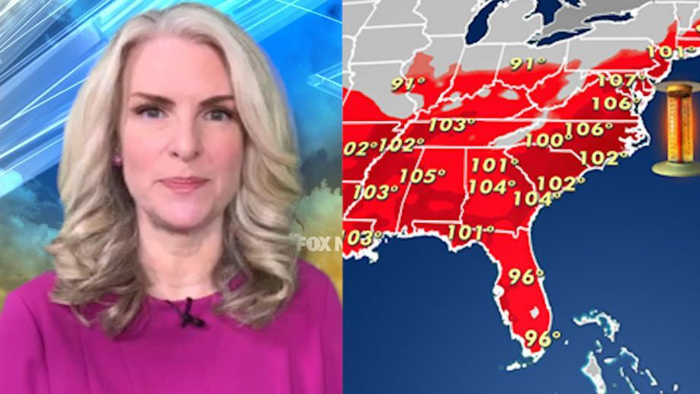 Heat wave swelters Plains to East Coast, severe weather risk across northern Plains