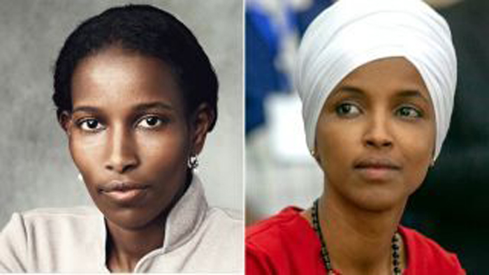 Ayaan Hirsi Ali blasts Ilhan Omar over call to remake US, says 'I don't think we need a revolution'