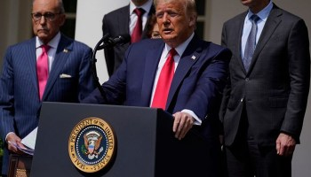 Trump to hold Rose Garden press conference