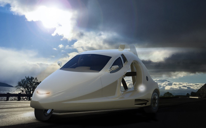 New Hampshire legalizes 'flying cars' for the road