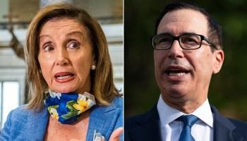 Democrats, White House still at odds over extra coronavirus unemployment benefits