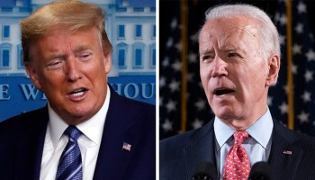 Trump tells 'Mornings with Maria' Biden presidency would bring 'biggest tax increase in history'