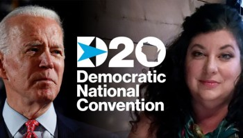 Tara Reade speaks out on Democratic convention, says party 'complicit' in 'gaslighting' survivors