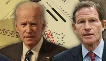 Sen. Ron Johnson denies getting dirt on Biden from Ukrainian lawmaker, blasts Blumenthal for 'twisting' classified briefings