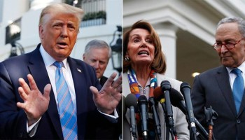 Trump says Schumer, Pelosi 'want to meet to make a deal' on coronavirus relief