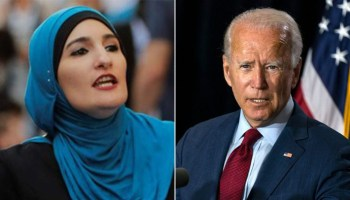 Biden campaign distances itself from former Women's March leader Sarsour after DNC appearance