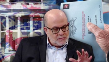 Mark Levin: Dems want mail-in voting 'extended' so even if Trump 'wins they can call him a fake president'
