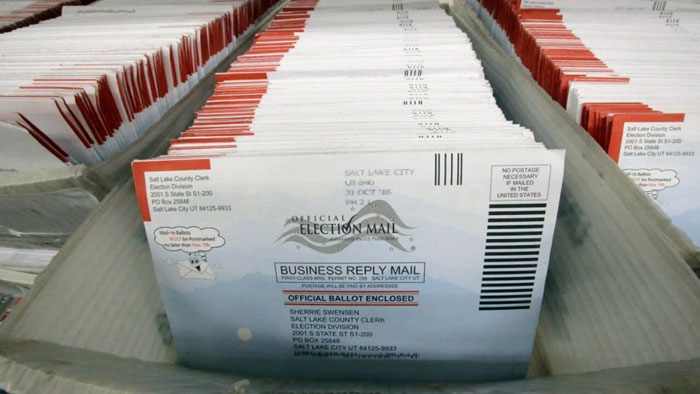 Group sends hundreds of thousands of 'potentially misleading' ballot applications