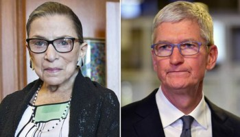 Ruth Bader Ginsburg dead: Apple's Tim Cook, other business leaders react