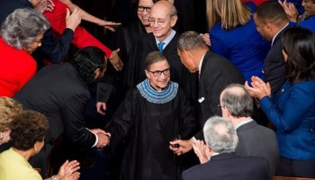 Supreme Court Justice dies from cancer at 87