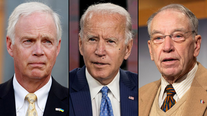 Trump says Biden 'should leave the campaign' after Senate GOP report on Hunter Biden's business dealings