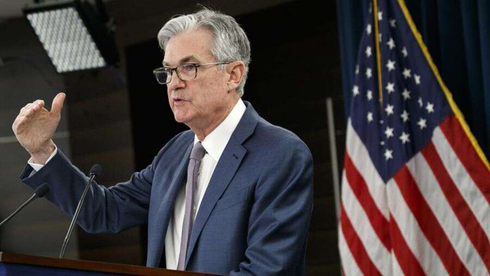 Fed signals interest rates will stay near zero through 2023 to bolster US economy