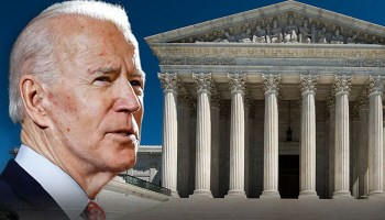 Biden says voters don't deserve to know his stance on packing Supreme Court
