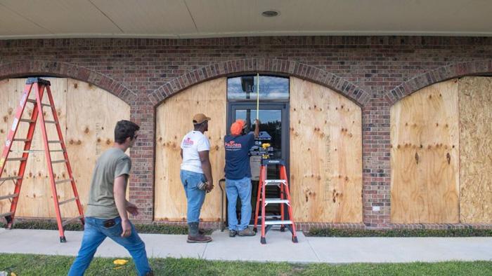 Hurricane Delta menaces Louisiana as state braces for 6th time during 'relentless' season
