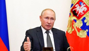 Putin offers 'sincere support' to Trump after positive COVID-19 test
