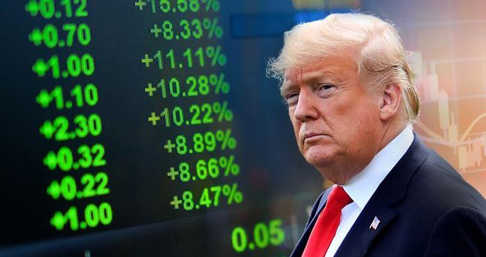 Stocks jump as stimulus talks and Trump's recovery show progress