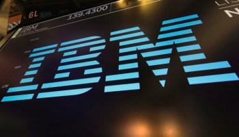 Stocks jump on IBM spinoff, Trump's stimulus update