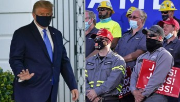Trump campaign keeping at 'full speed' with 'Operation MAGA' as Trump fights COVID-19