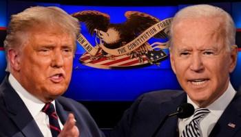 Trump-Biden presidential debate schedule now in limbo amid fight over format change