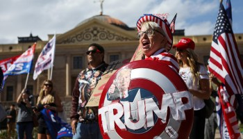 Biden's Lead Over Trump in Arizona Again Dwindles With New Ballot Numbers