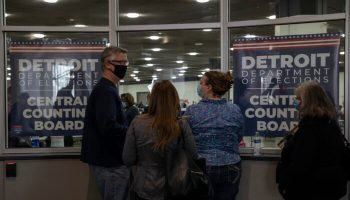 Dominion Contractor Says She Witnessed Fraudulent Actions in Detroit During Ballot Counting