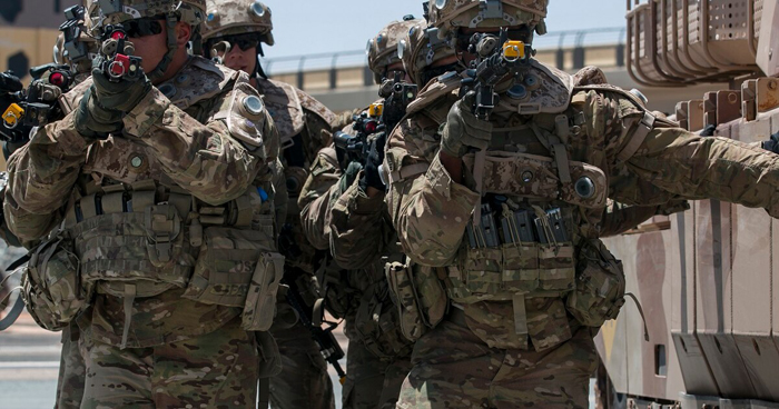 Marines Prep for Possible War in Europe During Massive East Coast Training Exercise