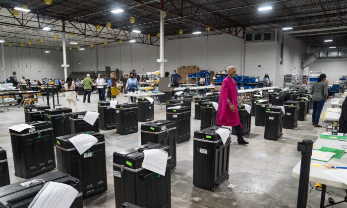 Third Georgia County Finds Memory Card With Uncounted Votes